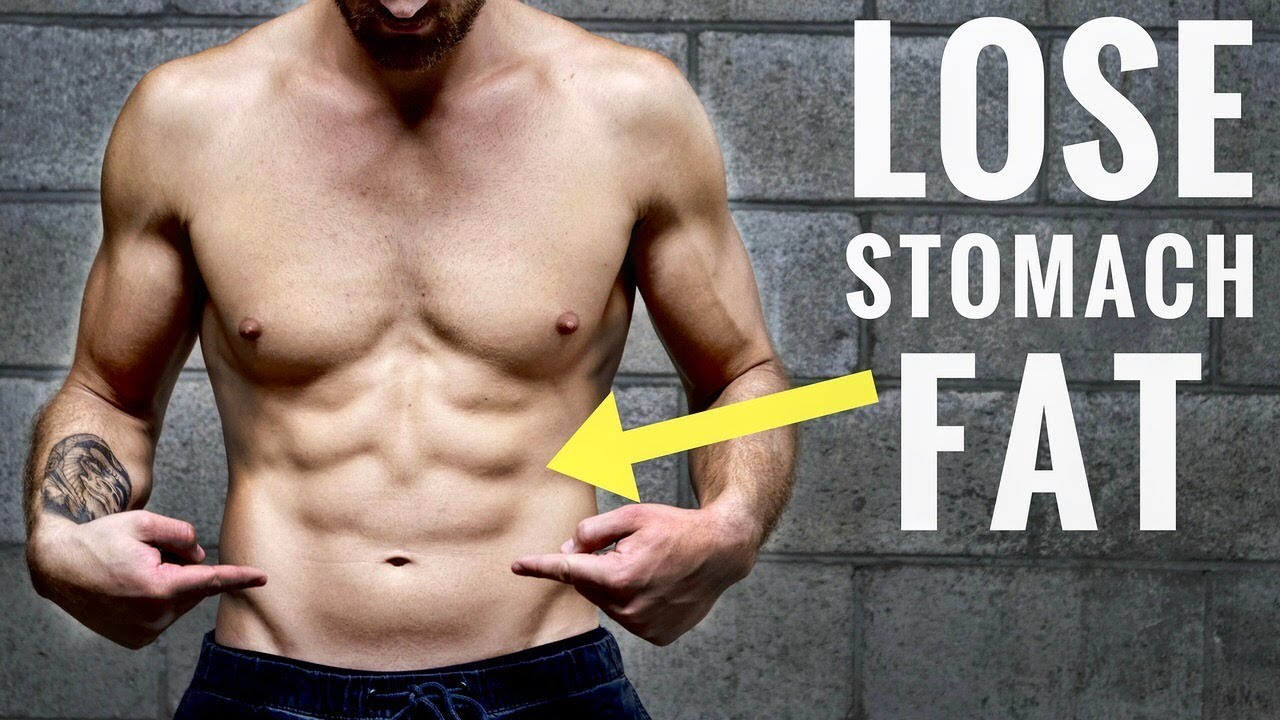 whats the quickest way to lose weight on your stomach