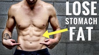 The Fastest Way To Lose Stomach Fat