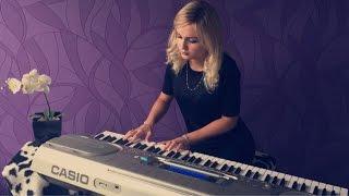 Баста - Выпускной (медлячок) пиано кавер - Душевная версия [HD] +ВидеоУрок |  LeroMusic
