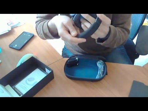 bfceaf0d1e8 Bose QuietComfort 25 Android Samsung compatible wire - Unboxing ...