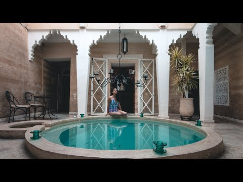 That Riad Life | Marrakesh Morocco | Road Trip Ep:11