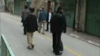 Palestina,Hebron:documentario interposizione pacifica ISM (3)