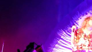 Goldfrapp Believer Live in Oakland