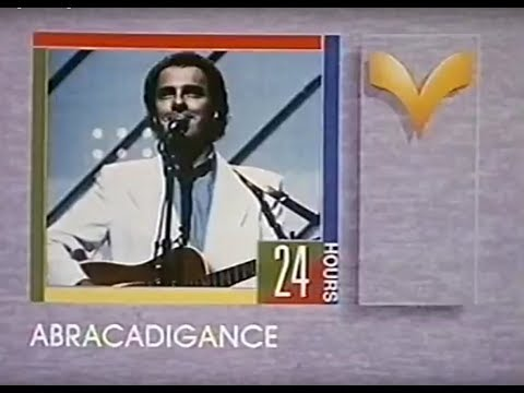YTV continuity into AbracaDigance - August 1988