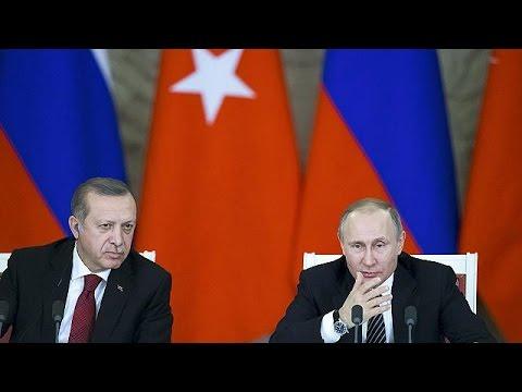 Krise beigelegt: Russland und Türkei loben ihre Zusammenarbeit