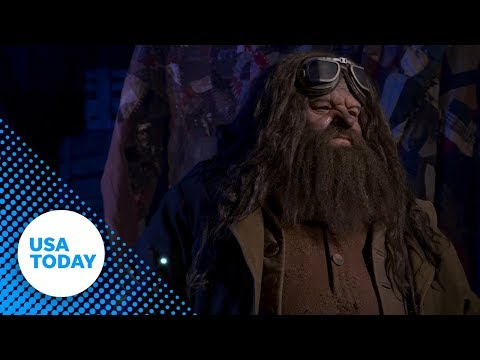 Hagrid's Magical Creatures Motorbike Adventure ride at Universal | USA TODAY