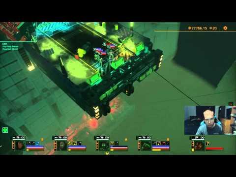 Cyberpunk Adventures in Satellite Reign! Episode 24 Asylum Blunders