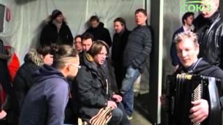 Латакия: хор Валаамского монастыря(Хор Валаамского монастыря побывал в гостях у военнослужащих. Он выступил с концертом перед российскими..., 2016-01-27T11:15:21.000Z)