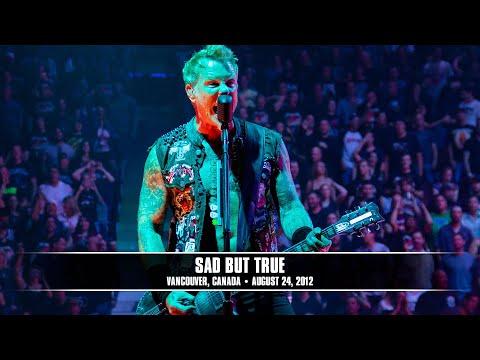 Metallica - Sad But True (Live - Vancouver, Canada) - MetOnTour Thumbnail image