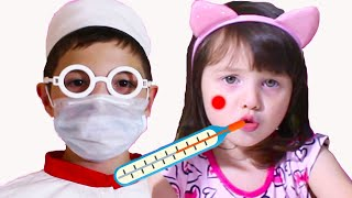 Miss Polly had a dolly Children Song by Yasmina Kids TV