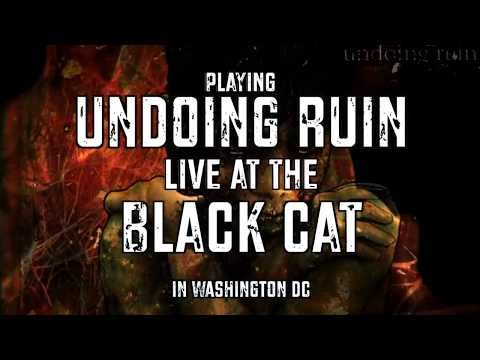 Darkest Hour (Live) @ The Black Cat, Washington, DC - 2016