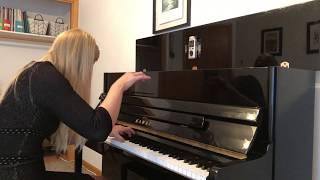 "Beethoven Op  57 ""Appassionata"" Mvt  1"