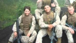 Life of a Lioness - The story of Cpl. Jennifer Marie Parcell