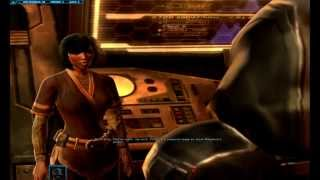 SWTOR: The Rise of a Slave - Sith Inquisitor Storyline: Chapter I part 3