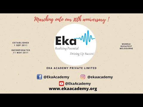 Eka Academy Corporate flm (Official)