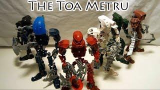 Gambar cover Eljay's Recap Review: The Toa Metru