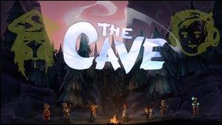 Let's Play The Cave Co-op - Part 1 Co-op