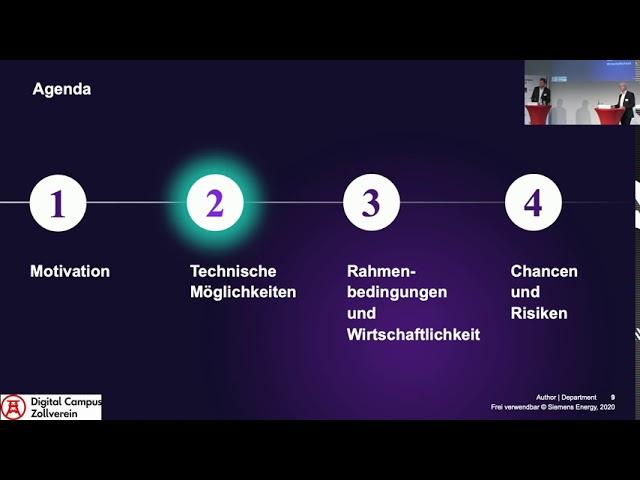 Stefan Engelshove, Ralf Stehmann I Siemens Energy Europe