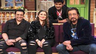 The Kapil Sharma Show   Govinda & his wife steal the show