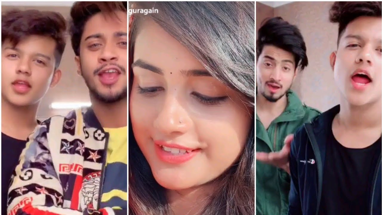 Gima Ashi, Jannat Zubair, Riyaz and others Tik Tok Stars Trending Videos part 18