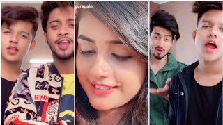 Gima Ashi Jannat Zubair Riyaz and others Tik Tok Stars Trending s part 18