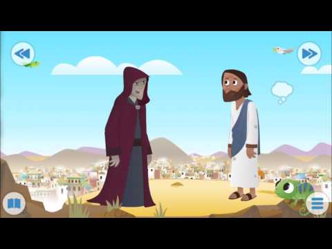 Иисус против сатаны мультфильм