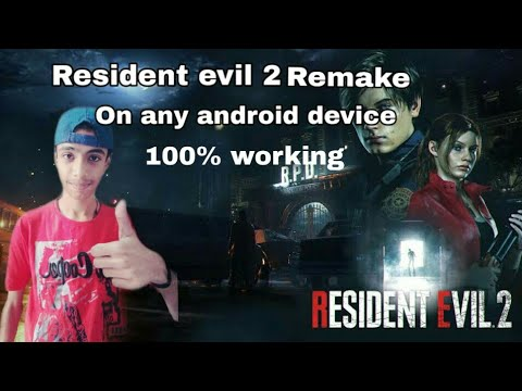 How To Play Resident Evil 2 Remake On Android/ios