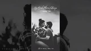 High On Love Song 💕Pyaar Prema Kaadhal 💕 Female Version 💕 WhatsApp Status 💕 VIMAL RAJ VJ