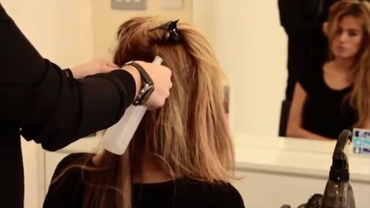 Rapture Hair Extensions Step By Step Youtube