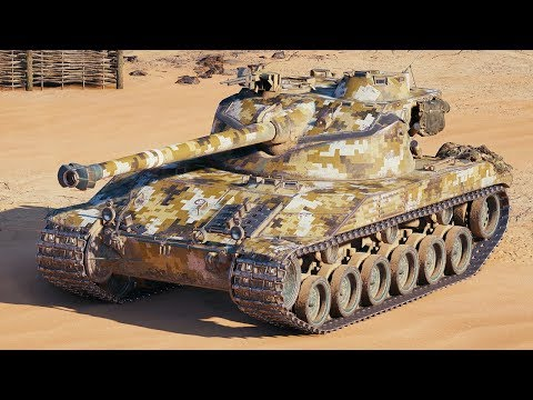 World of Tanks Bat.-Châtillon 25 t - 5 Kills 9,3K Damage thumbnail