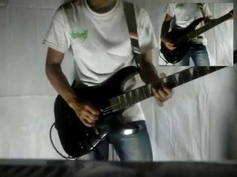 BOOMERANG - PELANGI (cover guitar & bass)