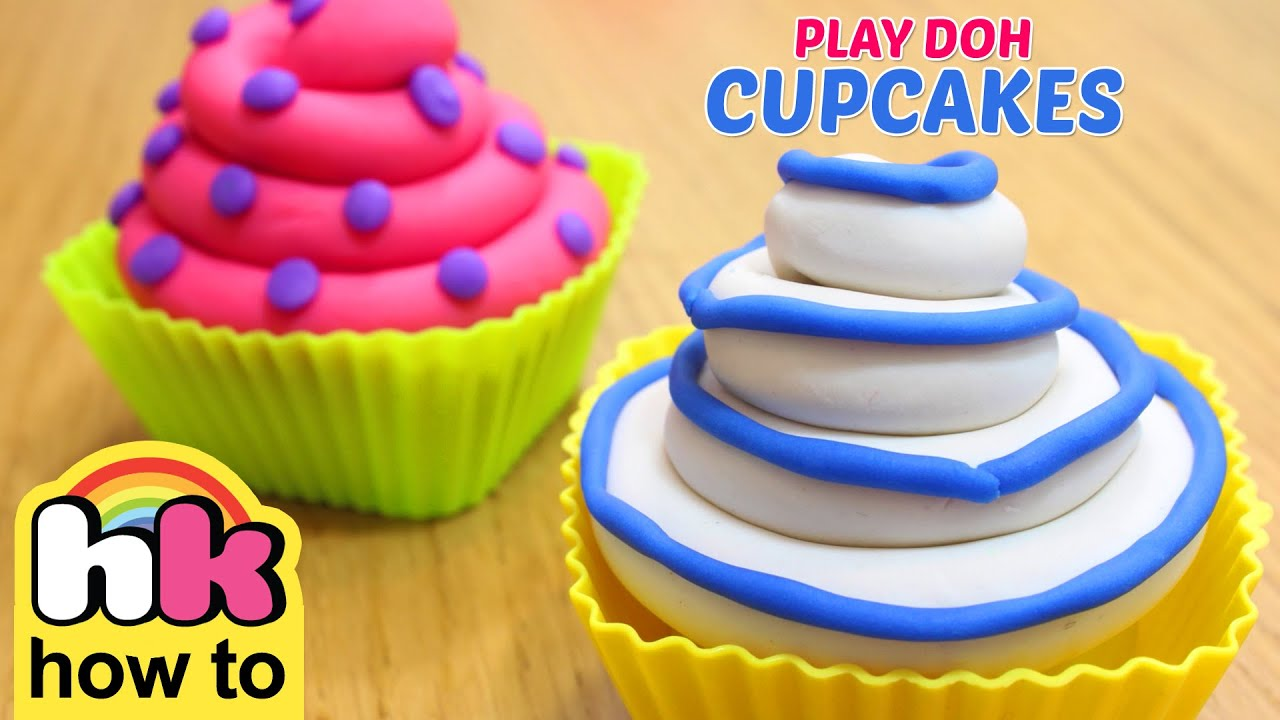 Best Of DIY Play Doh Tutorials | Learn How to Make Play Doh Cupcakes and More | Hooplakidz How To