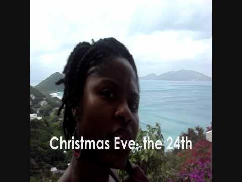 Glamazini #110: Merry Christmas from the British Virgin Islands