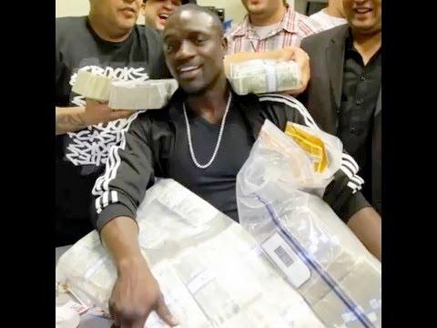 Akon Net Worth 2018 , Houses and Luxury Cars