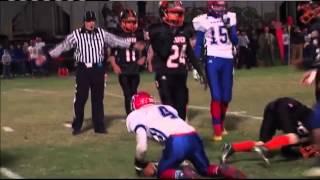 Rich Hill vs. Jasper Highlights, KSNF Channel 16, Joplin