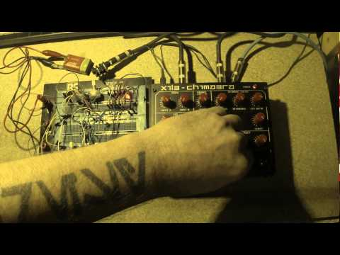X1L3 - Chimaera black - Harsh noise wall / Power electronics