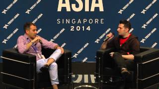 [Startup Asia Singapore 2014] Fireside Chat: Hootsuite's Story and the Not-So-Quiet Start to Quietly
