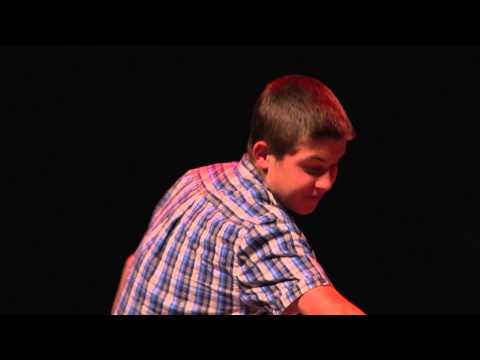 Achieving nuclear fusion at the age of 13 | Jamie Edwards | TEDxSalford