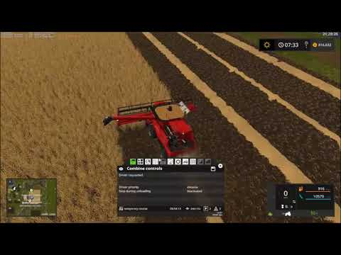 Courseplay Tutorial # 2 - Grain Transport and More.
