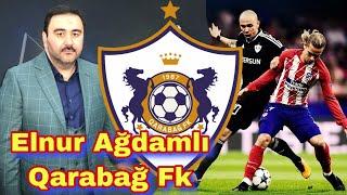 """Qarabağ kulubuna mahnı həsr olundu -Elnur Agdamli - Qarabag FK Klip  (Ekskluziv)"""""""