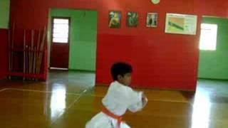 Karatê: Pinan Godan Kenyu Ryu