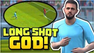 HE'S THE LONG SHOT GOD!   Pro Evolution Soccer 2020 Mobile   PES 20