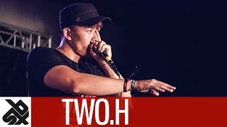 Video TWO.H | World Beatbox Camp Showcase download MP3, 3GP, MP4, WEBM, AVI, FLV Oktober 2017