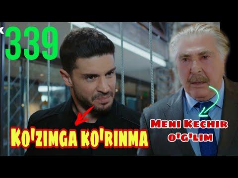 Qora Niyat 339 Qism Uzbek Tilida Turk Filim кора ният 339 кисм