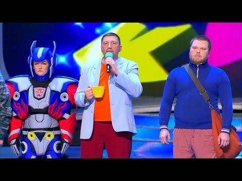 КВН 2019 Высшая лига Вторая 1/2 (26.10.2019) ИГРА ЦЕЛИКОМ Full HD