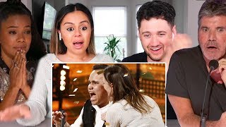 GRAB TISSUES! INSPIRATIONAL TALENT WILL MAKE YOU CRY | KODI LEE REACTION