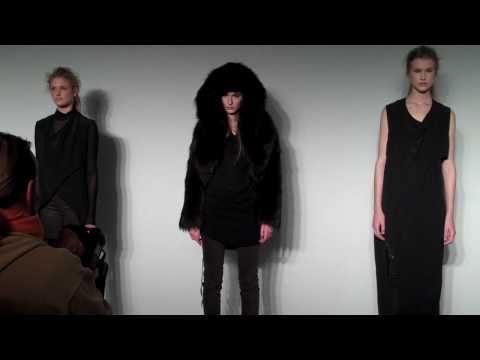 Jeremy Laing New York Fashion Week Fall 2010