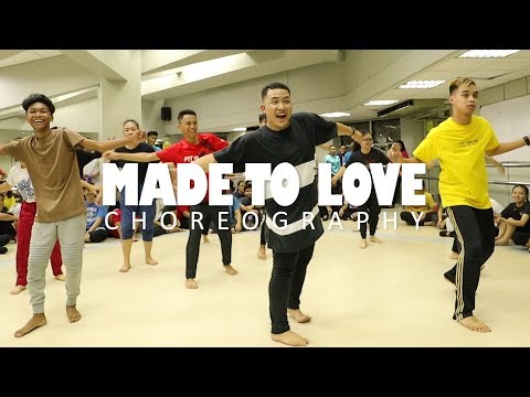 Christian Dance- Toby Mac / Made To Love / Kristian Choreography 2018 (Hiphop)