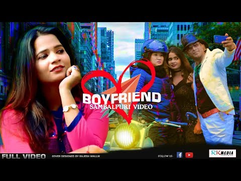 BOYFRIEND FULL HD VIDEO (Umakant Barik & Mukta) Sambalpuri (RKMedia)