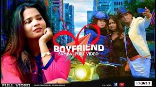 BOYFRIEND FULL HD VIDEO (Umakant Barik & Mukta) Sambalpuri (RKMedia)
